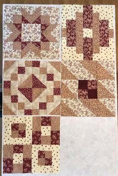 Quilt Block Patterns, Pattern Blocks, Quilt Blocks, Nancy Zieman, Sampler Quilts, Watercolour Paintings, Mini Quilts, Square Quilt, Quilting Projects
