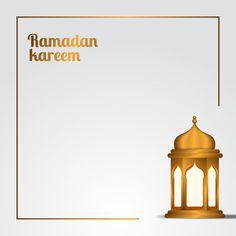 Ramadan Kareem And Mubarak Illustration Elegant White Space With Golden Traditional Lantern Calligraphy Background, Eid Background, Eid Mubarak Background, Celebration Background, Lights Background, Background Templates, Yellow Background, Vector Background, Background Images