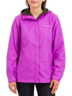 Columbia Women's Arcadia II Rain Jacket, Available at #EssentialApparel