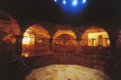 Thermal Baths in Budapest - Pool in Rudas Baths. Image by De Agostini / C Sappa / Getty Images Prague, Travel Pictures, Travel Photos, Budapest Thermal Baths, Quebec City, Budapest Hungary, Yosemite National Park, Travel Deals, World Traveler