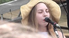 Haim Live Firefly Music Festival The Woodlands Dover DE June 23 2013