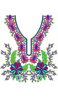 Arabian Clothing | Embroidery Design