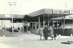 Winkelcentrum de Helling