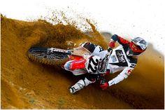 Motocross! Chad Reed :)