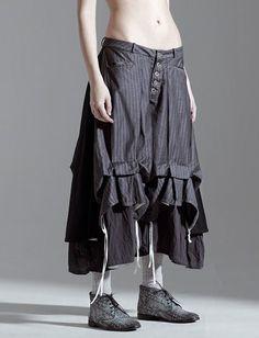 d2654d02307b64 Татьяна Казакова Painted Clothes, Beatnik, Romantic Outfit, Wearable Art,  Long Hair Styles