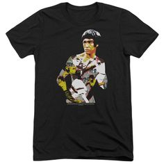 """Checkout our #LicensedGear products FREE SHIPPING + 10% OFF Coupon Code """"Official"""" Bruce Lee / Body Of Action-short Sleeve Adult Tri-blend - Bruce Lee / Body Of Action-short Sleeve Adult Tri-blend - Price: $44.99. Buy now at https://officiallylicensedgear.com/bruce-lee-body-of-action-short-sleeve-adult-tri-blend"""