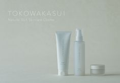 """The TOKOWAKASUI brand series is made from """"Tokowaka Seisen water"""", pure and natural water of Ise, and Silk Fibroin produced by """"TENSAN: Japanese oak silk moth"""", also known as the jade of the forest, and a gift of Japan's forests. Moisture from the pure, smooth, high quality natural water combined with the protective veil and strong life force of the TENSAN together create this all-natural silk skincare products made from Japanese ingredients that are gentle for both body and spirit."""