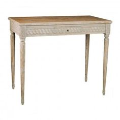 Swedish writing table from the Kellogg Collection | @kelloggfurn