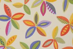 Robert Allen Banyan Tree Printed Acrylic Outdoor Fabric in Multi $17.95 per yard