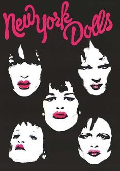Were the New York Dolls the missing link between the Rolling Stones and the Sex Pistols?