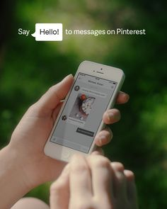Plan Projects Swap Ideas And Share Your Best Discoveries Pinterest Marketing Text Messaging
