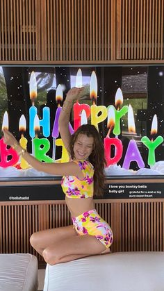 Happpy Birthday, 17th Birthday, Birthday Parties, Birthday Goals, Birthday Photos, Looks Rihanna, Estilo Gigi Hadid, Isabella Hadid, Bella Hadid Outfits