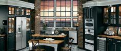 Attraktive Küchen Interieurs - urban Stil