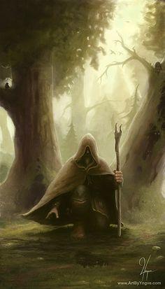 The Hunter by YngveMartinussen.deviantart.com on @deviantART