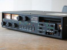 Vintage UHER CR 1600 Portable Cassette Recorder