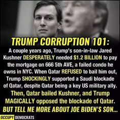 The Total Hypocrisy of every single Republican Politician and Voter knows no LIMITS. Trump Home, Jared Kushner, Political Memes, Funny Politics, Home Alone, Donald Trump Son, Donald Trump Funny, Donald Trump Tweets, Tiny Trump