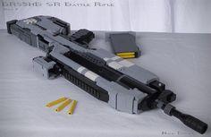 LEGO Halo 4 Battle Rifle Replica by Nick Jensen (3)