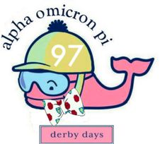 AOII <3's Sigma Chi's Derby Days!