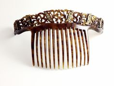 Antique Marie Doro Famous Actress Faux Tortoise Shell Hair Comb | eBay