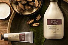 O óleo de castanha nutre até as camadas mais profundas da pele e uniformiza a textura da pele!