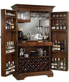 Exceptional Sonoma Home Bar Furniture Way Too Expensive, But I Want Something Like It  Bar Hutch