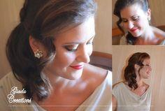 Model...make up & hair By Giada Creations