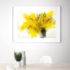 С весной! Акварель Мимоза . . #мимоза #акварель #watercolorpainting #watercolor #aquarelle #8марта