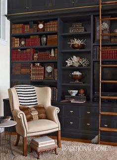 A Designer's Hardworking New York Apartment | Traditional Home