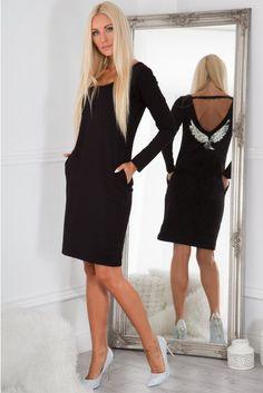 Modeling, Black, Dresses, Fashion, Vestidos, Moda, Black People, Fasion, Dress