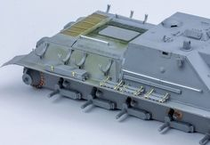 "The Modelling News: ""Su"" build Pt.II - MiniArt's 35th scale Su-122 Soviet Self-Propelled Gun Initial Prod kit"