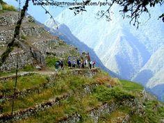 Inca Trail to Machu Picchu - I will climb this one day!!!