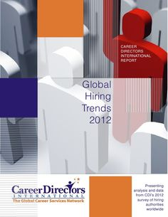 If you're a jobseeker, you may be interested in the preferences of hiring authorities worldwide with respect to resumes, trends and social media.