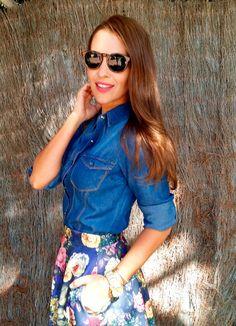 "Paula Echevarria | Pulsera Slava ""love your life"" | Maramz IT"