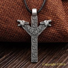 Find More Pendant Necklaces Information about 1pcs Elder Futhark Rune Pendant NECKLACE ALGIZ Rune Yggdrasil Viking Amulet PENDANT Runic Nordic Talisman Pendant Necklace,High Quality necklace crown,China necklace 3d Suppliers, Cheap pendant necklace scarf from My Style, My Dream on Aliexpress.com