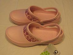 Crocs Work bubblegum plum W11 roomy fit RARE womens sneaker shoes clogs Mercy   #Crocs #workclog