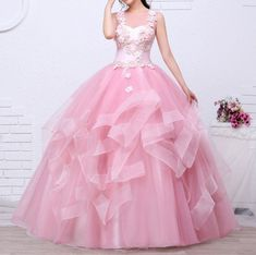 New FREE JACKET Princess//Evening//Prom//Party//Quinceanera//Pageant dress//Ballgown