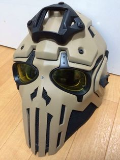Looks like a Pyro's mask.