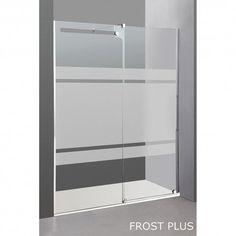 Mamparas decoradas - Vinilo Frost Plus
