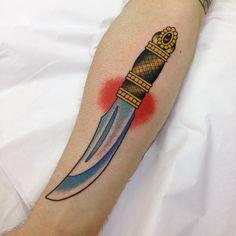 Faca  Knife