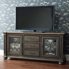 Magnolia Manor Tv Stand In 2019 Home Entertainment