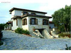 Entry / Giriş / İzmir / Urla / Taş / Malikane / Villa