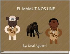 EL MAMUT NOS UNE Login Page, Fictional Characters, Fantasy Characters
