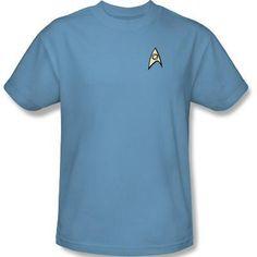 Star Trek Science T Shirt