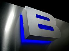 #signage and #wayfinding: The letter B