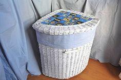 Hela503 / Rohový prádlokôš