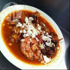 Foto de la receta: Birria de Ameca, Jalisco
