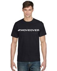 Men's #MOVEOVER Short Sleeve