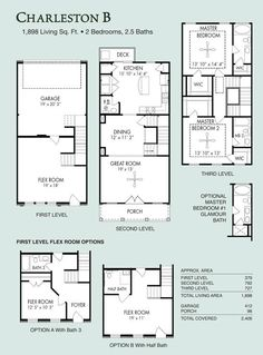 Building plans building and floor plans on pinterest for Urban townhouse floor plans