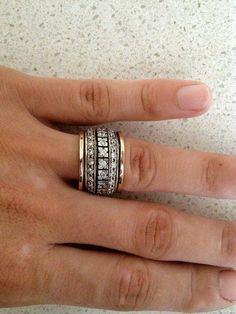 TOSH Ring Silberring 925 SILBER Sterling Silver plata bague argent Fashion Mode