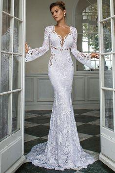 Another gorgeous #weddingdress 😊